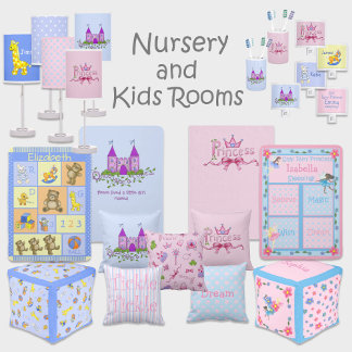 Nursery and Kids Rooms