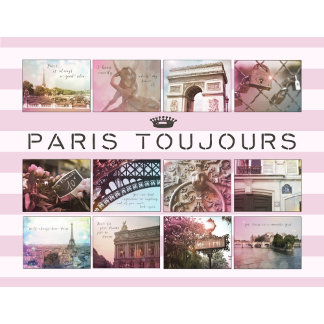 Paris Toujours Calendar