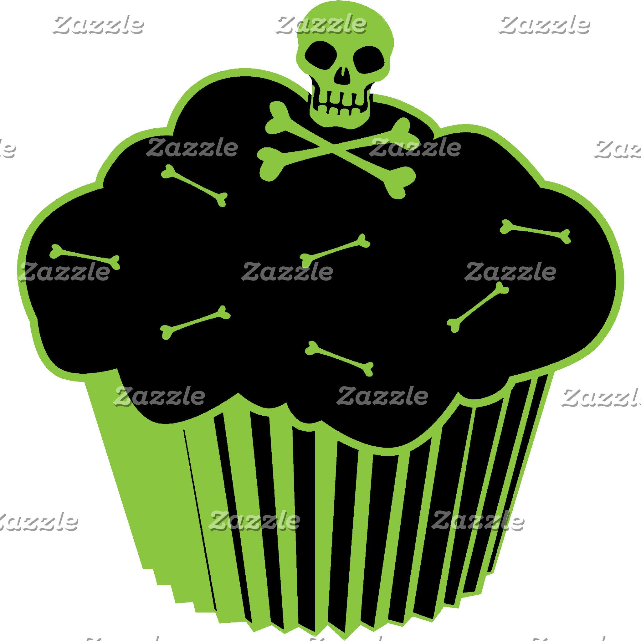 Poison Cupcake