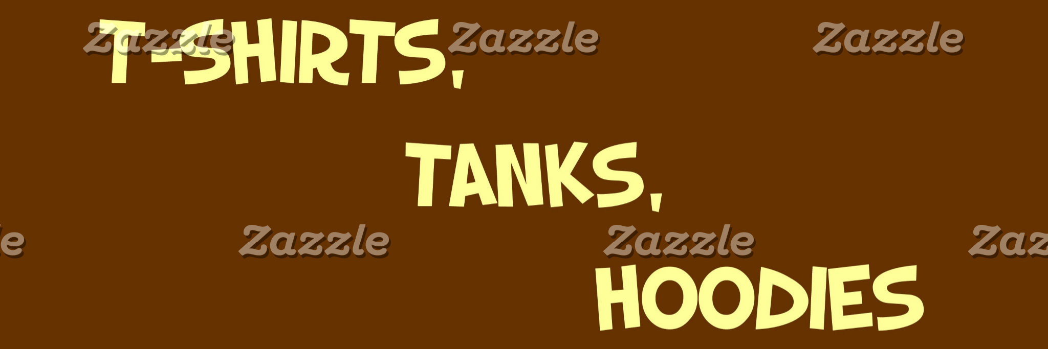 T-SHIRTS, TANKS, HOODIES