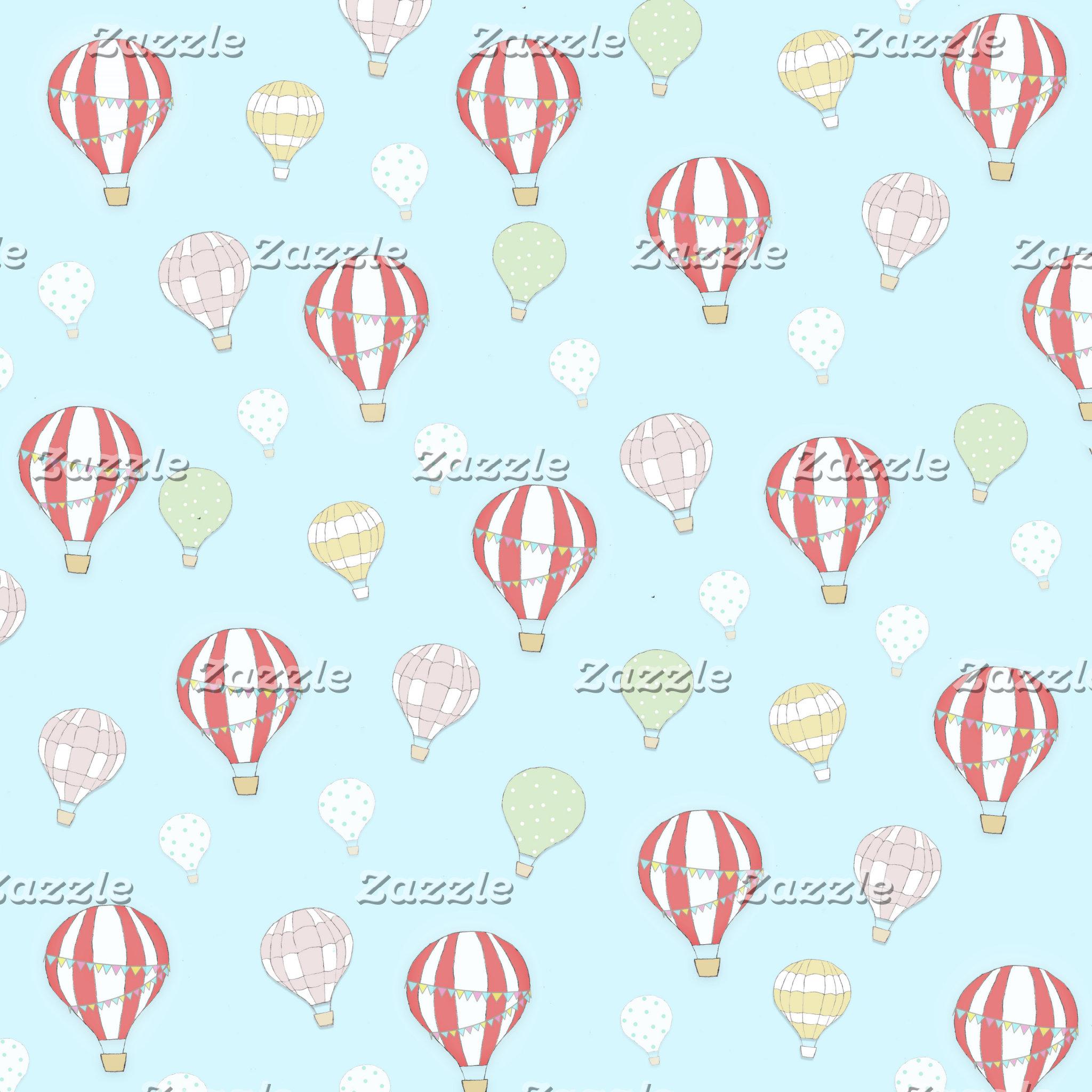 Hot Air Balloon Parade