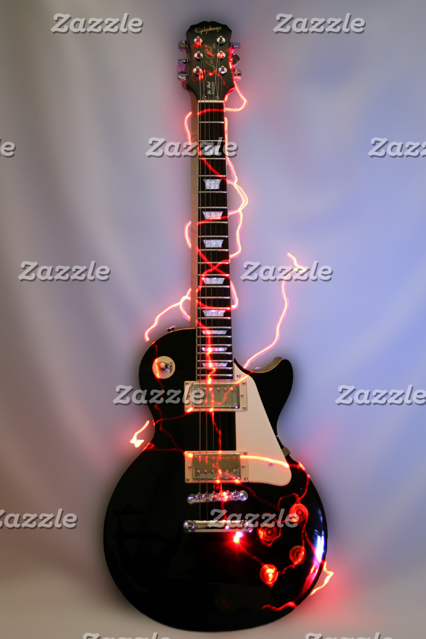 Guitars & Abstract Photography