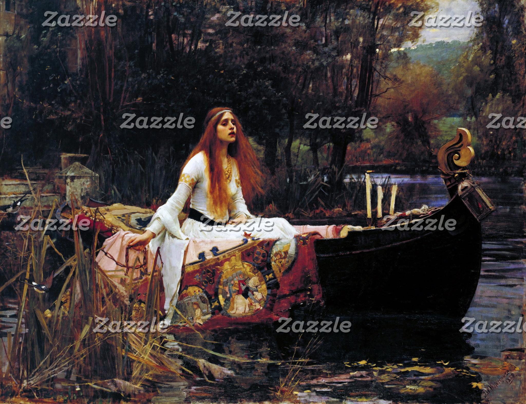 Lady Of Shallot