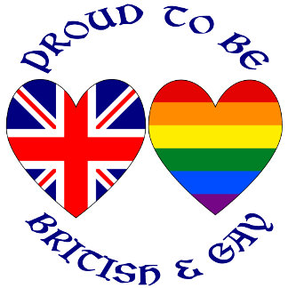 Proud To be British and Gay