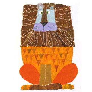 """Lion Poster Print"""