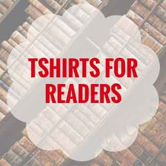 Tshirts for Readers