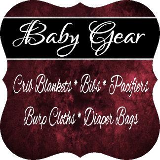 ✓ Baby Gear