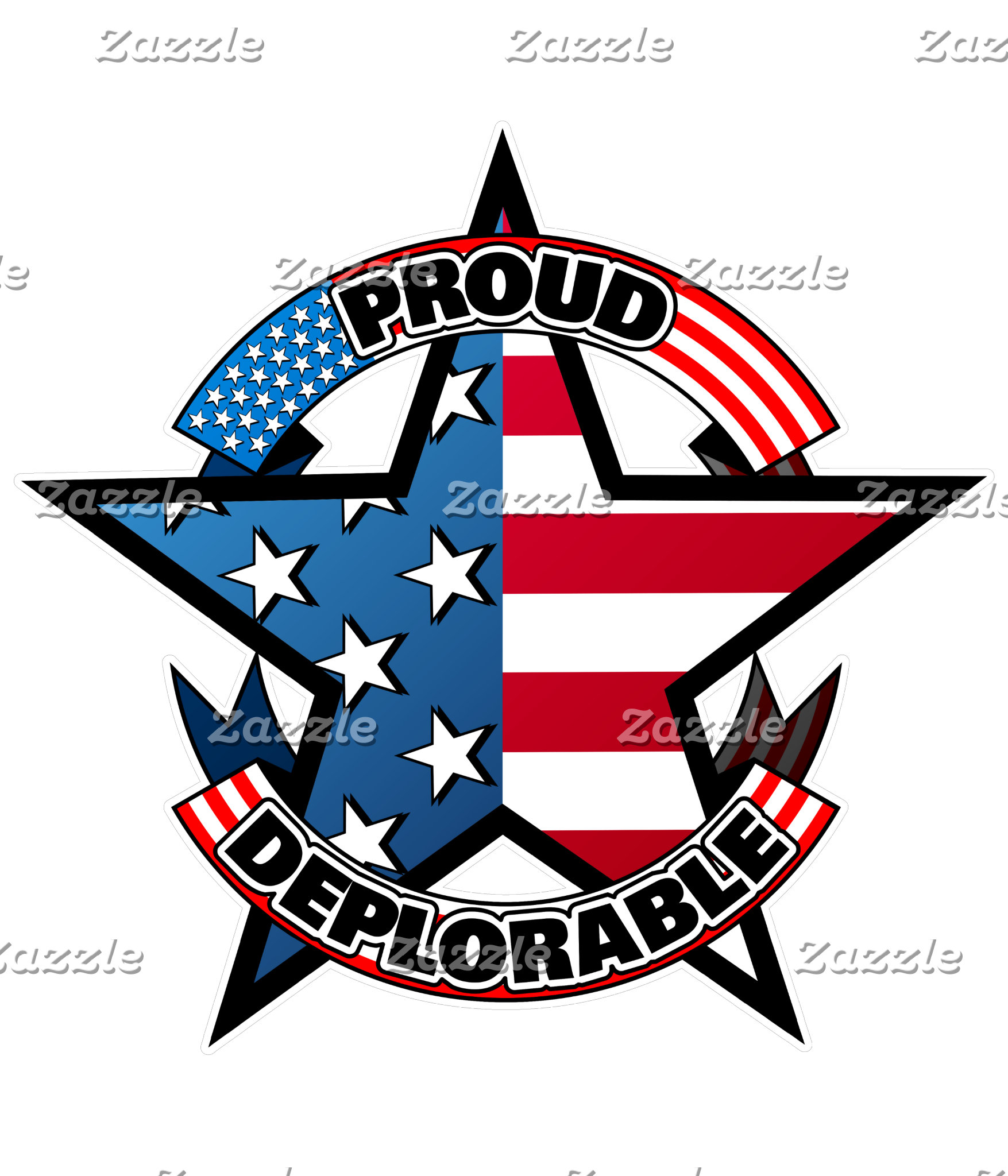 Proud Deplorable
