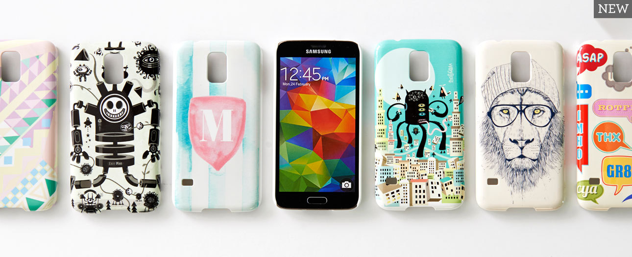 Coques Samsung Galaxy S5