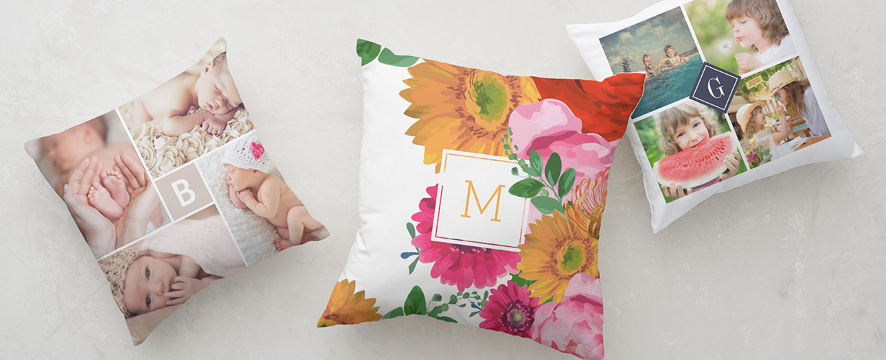Pillows for any room!