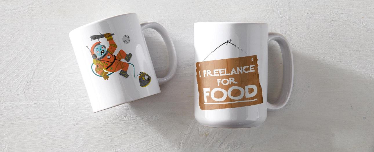 Des collections de mugs !