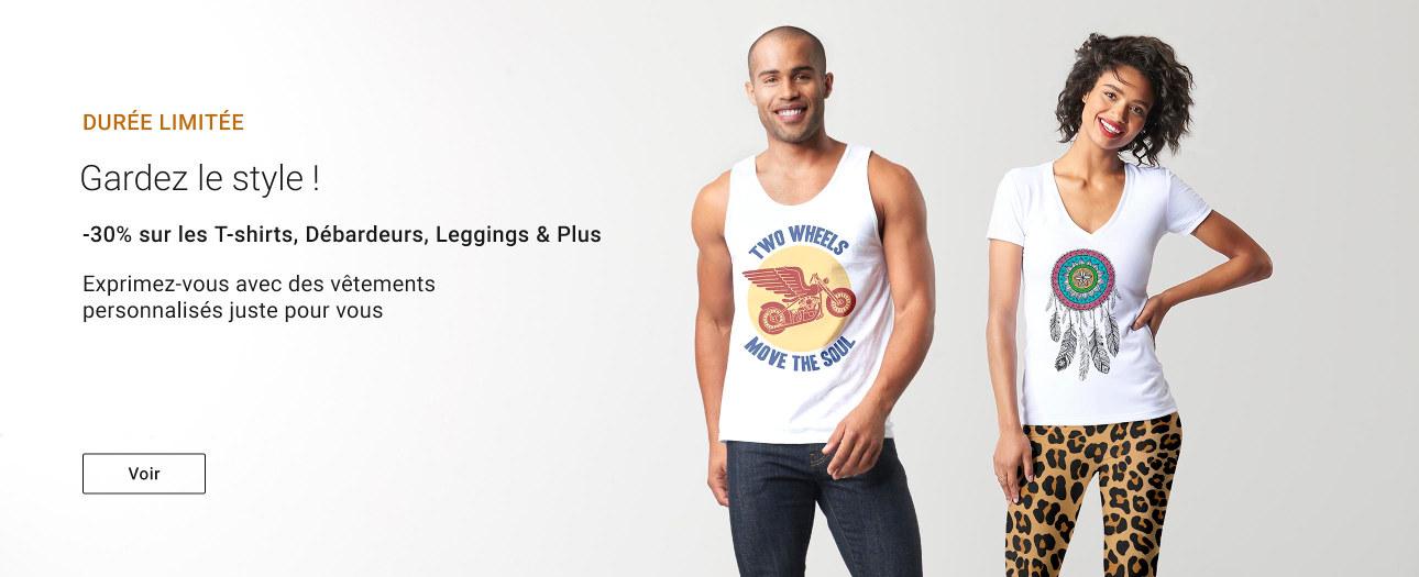 -30% sur TOUS les vêtements