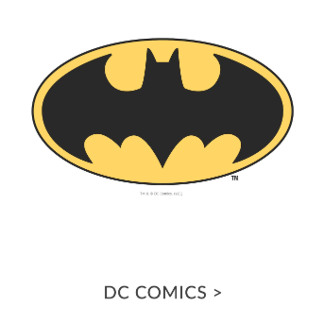 DC Comics Official Merchandise