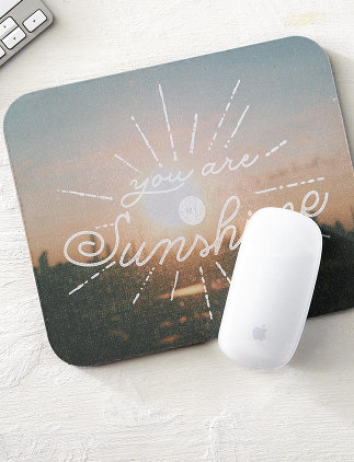 Motivational Mouse Pads
