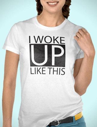 Slogan Women's Shirts