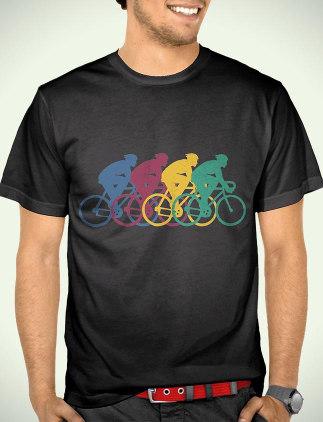 Cycling Men's Shirts