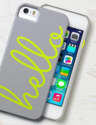 Découvrez notre sélection de coques pour iPhone 5 et personnalisez-les avec vos photos, couleurs et designs.