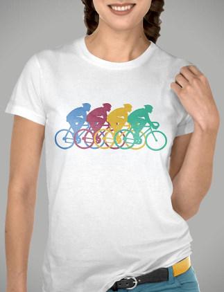 Cycling Women's Shirts