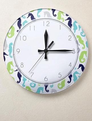 Horloges personnalisés sur Zazzle.fr