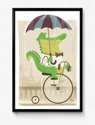 Posters pour enfant