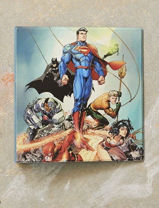 DC Comics Binders
