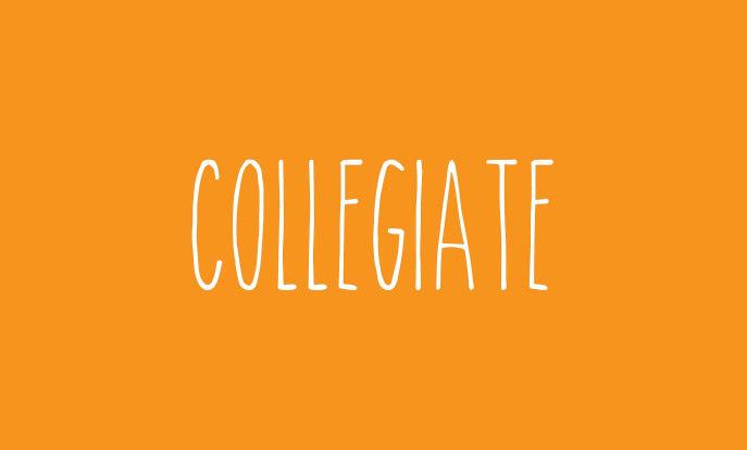 Collegiate: University & College Gift Ideas