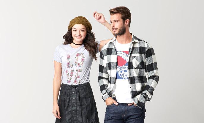 Vêtements & T-shirts