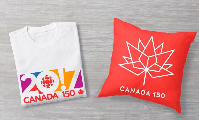 Magasin Zazzle de CBC Radio Canada for Canada 150