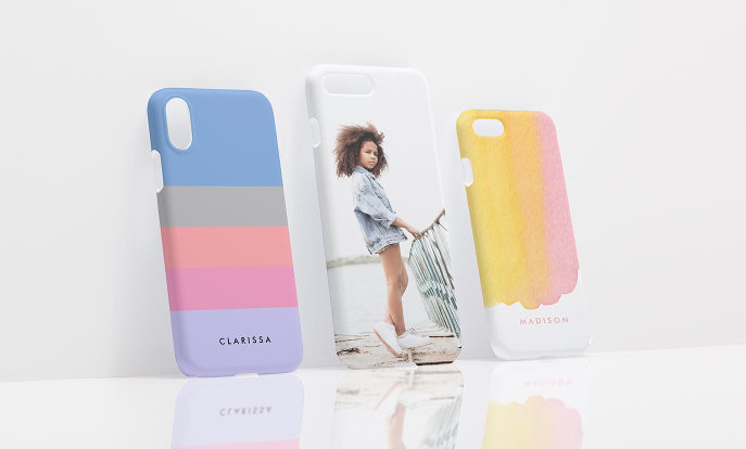The Apple of Our Eye - Make your new iPhone 8 or 8 Plus shine with a custom case!