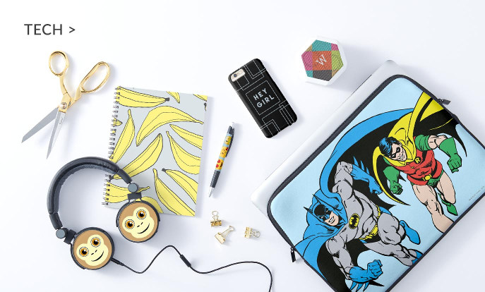 Back to School Tech Accessories