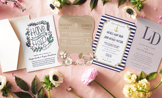 Shop Zazzle's wedding invitations for your special day!