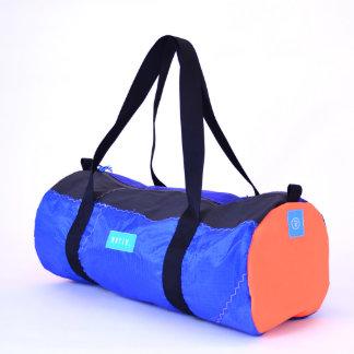 Blue & Orange Day Off Duffel Bag