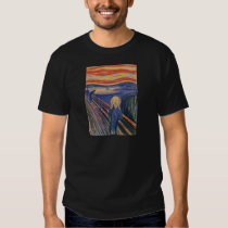 The Scream (pastel 1895) High Quality Tees
