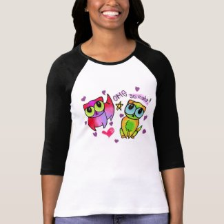 Rainbow kitties with eyes as big as picnic baskets T-Shirt