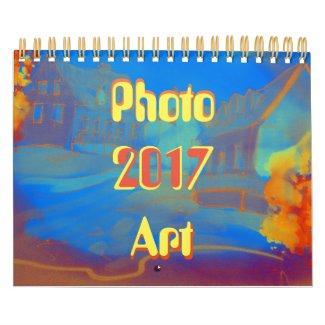 Art et photo calendriers muraux