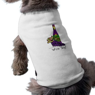 Wine Dog! - Pet Clothing