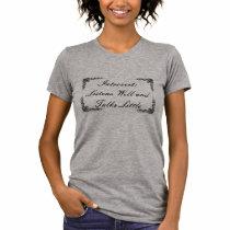 Introvert Qualities T-Shirt