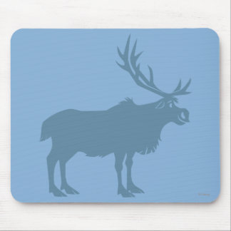Sven Silhouette Mouse Pad