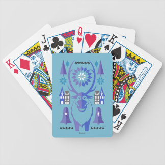 Sven | Sparkling Celebration Bicycle Playing Cards