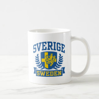 Sverige Coffee Mug