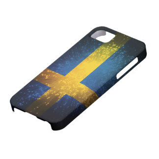 Sverige; Sweden Flag iPhone 5 Covers