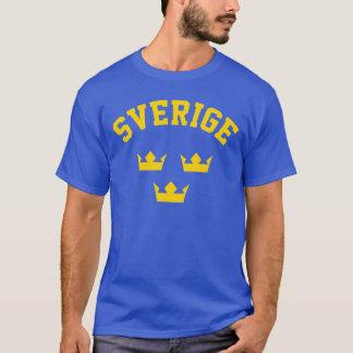 sverige tre kronor T-Shirt