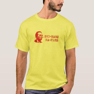 Svi Mars Na Ples Tito T-Shirt