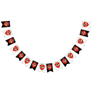 Svizra Party Bunting Banner