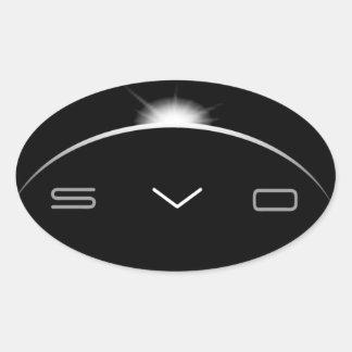 SVO Sticker
