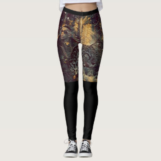 SW@G 4 YOUR LEGS LEGGINGS