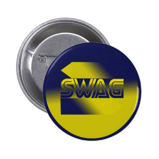 Swag 2 Inch Round Button