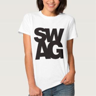 Swag - Black T Shirt