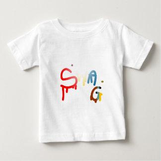 Swag Cap Baby T-Shirt
