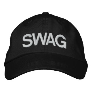 Swag Embroidered Hat